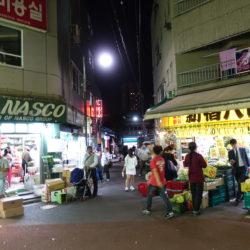 東新宿・若松河田