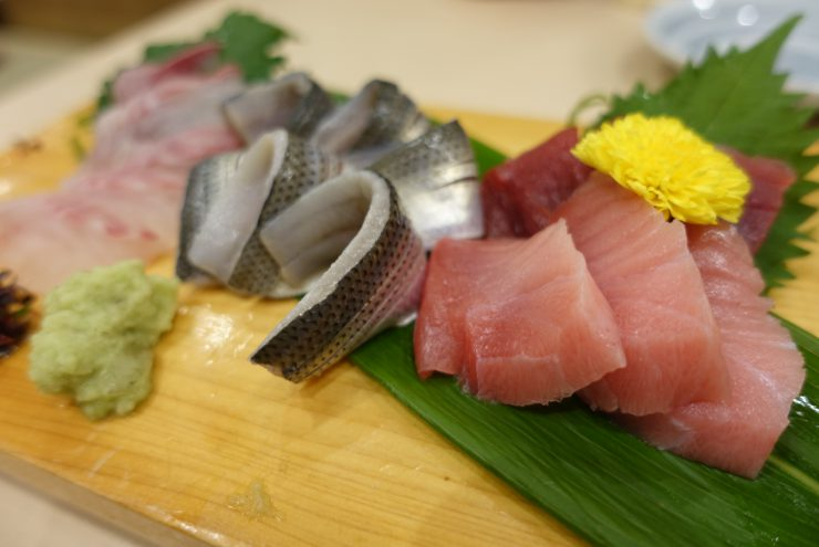 まずい魚青柳